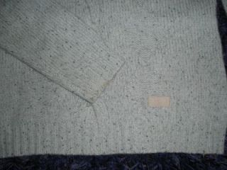 awesome high end cashmere sweater from erdos thick multi ply cashmere