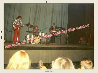 Eric Clapton Ginger Baker Bruce Cream Repro Snapshot 1968 Keil Aud