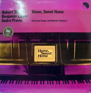 ANDRE PREVIN home sweet home LP Mint  EMD 5528 Vinyl 1976 Record