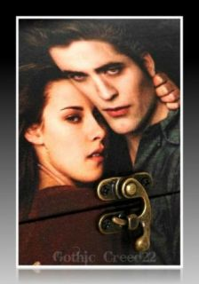 Twilight Breaking Dawn Edward Bella Collectible Vtg Trunk Jewelry Box