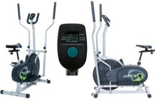 Body Rider Elliptical Trainer Cycle Bike Bicycle Shape