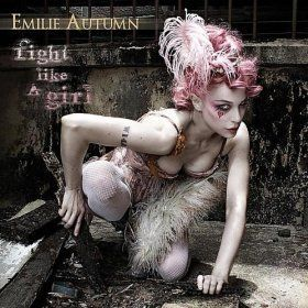 emilie autumn FIGHT LIKE A GIRL hole COURTNEY LOVE factory sealed CD
