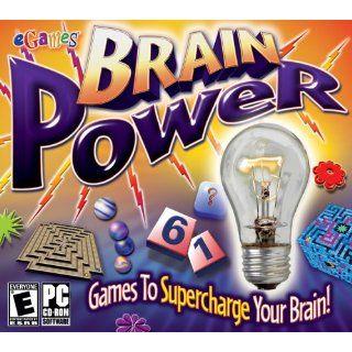 Brain Power Windows CD CD ROM PC Game 022787611712