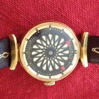 RARE Ernest Borel Cocktail Vintage Watch