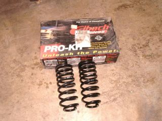 Eibach Rear Springs for Ford Mustang 94 04 GT Coupe Pro Kit Rear Only