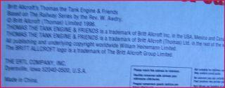 became Thomas the Tank Engine & Friends) ERTL Die Cast Metal series