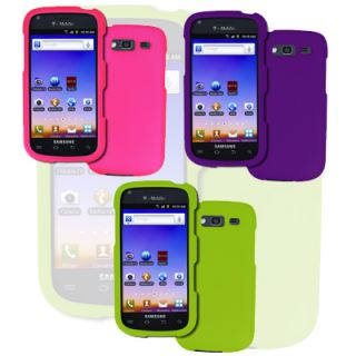 Empire 3 Pack Hard Case Covers Phone Stand for Samsung Galaxy s Blaze