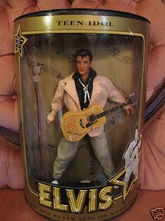 Elvis Presley Teen Idol Hasbro 1993 Collector Doll