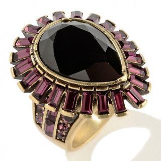 110 438 heidi daus triple paisley crystal ring note customer pick