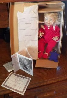 Mcmemories Sharing A Good Time Dianna Effner Ashton Drake Doll