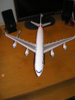 EMIRATES air Airlines A340 300 custom 1 144 scale BIG kywd dubai uae