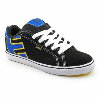 Etnies Kids Fader Vulc Youth Kids Boys Size 2 Black Synthetic Skate