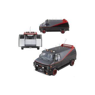 Hot Wheels A Team Classic Van Model Car