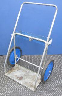 Expresso Heavy Duty Portable Welding Tank Cart Dolley