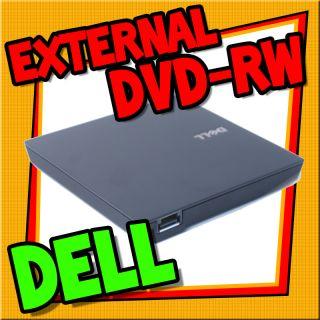 Dell External DVD RW Drive Precision M2400 M4400 M6400