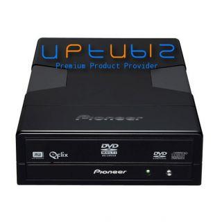 X162Q 20X DVD+/ RW DUAL LAYER USB 2.0 EXTERNAL DRIVE W/QFLIX & NERO