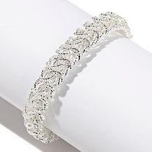 la dea bendata diamond cut multi link 8 bracelet $ 69 90