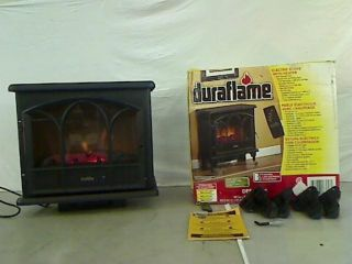 wholesale pallets duraflame 750 series 400 sq ft electric stove