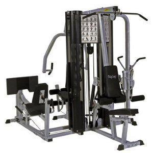 X2 Multi Hip Multi Station Home Gym Equipment Fitness Machine System