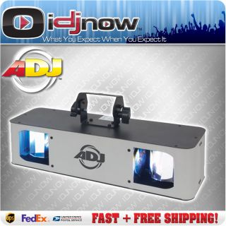DJ Double Phase LED RGBW Dual Barrel Mirrored DJ Stage Lighting Effect