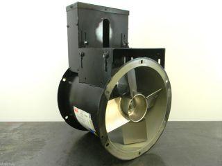 Dayton Blower Exhaust Fan 12 dia Tubeaxial Paint Booth Fan Tube 4C659B