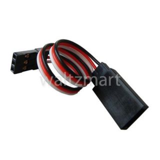10X 150mm RC Servo Extension Cable Cord Wire Lead For Futaba JR