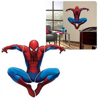 106 8894 spider man spider man peel and stick giant wall applique