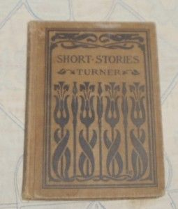 Third Grade Reader Short Stories Elizabeth Turner Book Ginn Co 1897