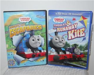 Thomas Friends DVD DVDs Lot of 2 045986316530