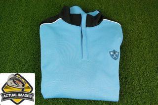 NEW Cutter & Buck CB DryTec Longsleeve 1/4 Zip Fall Golf Jacket Mens