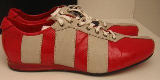 Adidas Y 3 Yohji Yamamoto Klackspark Shoes US 6 Red
