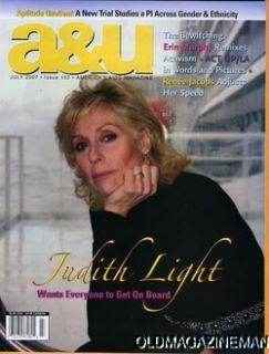 Judith Light A U Magazine Erin Murphy Tabitha Bewitched