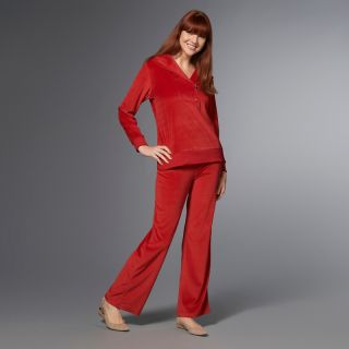 134 535 city hearts city hearts velour top and pants set rating 31 $