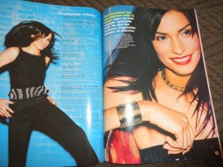 Espanol Spanish 1/2000 Jewel Famke Janssen Astrid Munoz Valeria Mazza