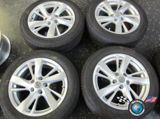 Four 2013 Nissan Altima Factory 17 Wheels Tires Maxima Juke Rims