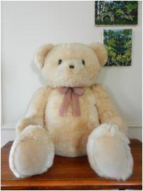 FAO Schwarz Special Edition 38 Plush Teddy Bear