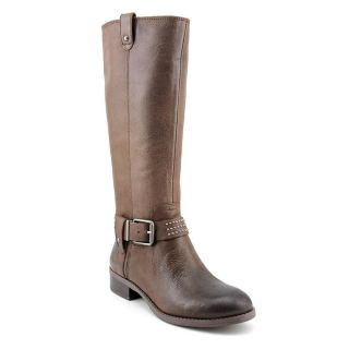 Jessica Simpson Essence Womens Size 10 Brown Leather Fashion Knee High