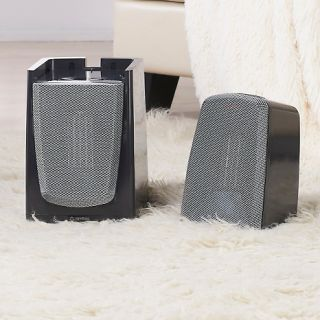 Ambia Dual Zone Stackable Ceramic Electric Heaters