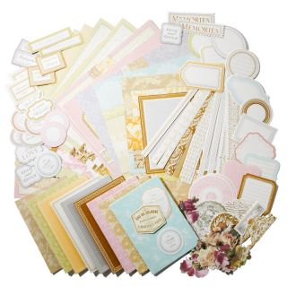 166 355 anna griffin anna griffin quick and easy scrapbook page kit