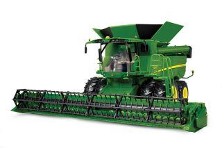 Ertl John Deere S670 Combine Big Farm Series 1 16 46070