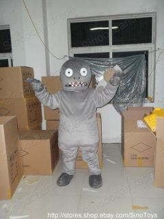 Zombie of Plants vs Zombies PVZ Mascot Costume EPE