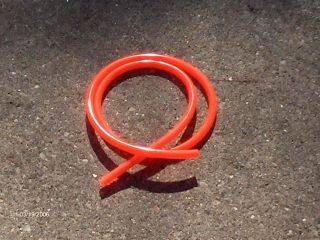 10 Feet Fuel Line Neon Orange Gas Hose Jet Ski Boats Water Craft Boat