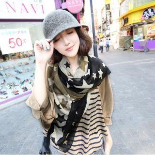 7M New Fashion Star Chiffon Silk Women Scarf Shawl Wraps Gorgeous