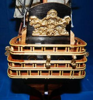 SAN FELIPE Wooden Boat model Tall Ship 20