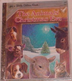 The Animals Christmas Eve Gale Wiersum Jim Robison 1977 Religious