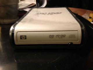 HP HD100 External HD DVD ROM Drive