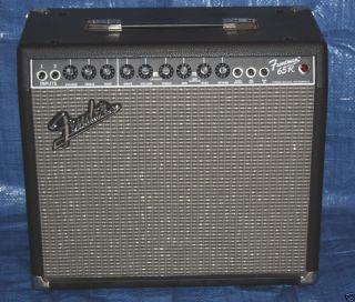 Fender Frontman 65R Electric Guitar Amplifier 65R Fender Amplifier 65R