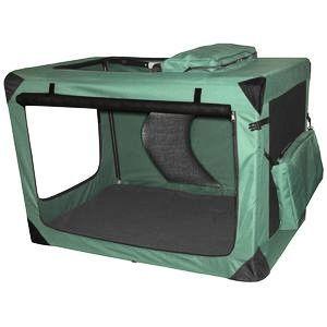 Pet Gear Soft Dog Crate 42L x 28w x 31H PG5542MG