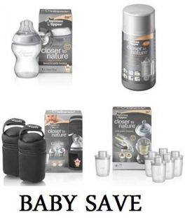 Tommee Tippee Travel Feeding Accessories Baby Bottle