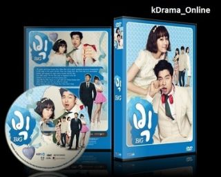 Big » Korean Drama DVD Excellent English Sub New 2012 Series